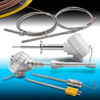 ProSense line expands with Thermocouples, RTDs, and Extension Wire