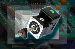Linear Programmable Actuator provides 20 in. stroke length.