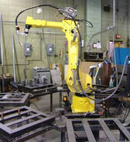 Germantown Tool & Machine Incorporates Two New Robotic Welding Systems to Increase its Robotic Welding Capabilities