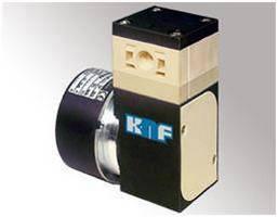 Miniature Liquid Diaphragm Pump features BLDC motor.