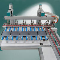 Vacuum Conveyor for 4,000 Wafers Per Hour