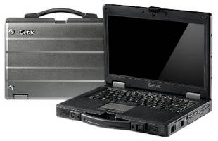 Semi-Rugged Notebook meets military specifications.