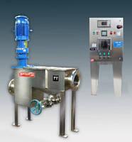 Taskmaster® TT Grinder Receiving Station with Hauler Control System