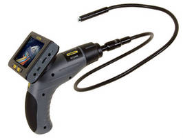 Wireless Video Inspection Systems have interchangeable probes.