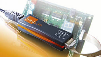 USB Controller offers max programmable TCK speed of 6 MHz.