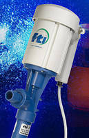 Shorter Shaft Electric Drum Pump is Ideal for Smaller Containers