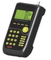 Digital/Analog Signal Level Meter utilizes embedded MPU.