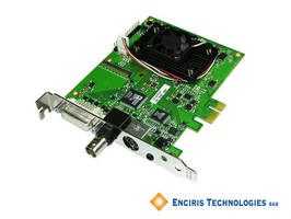 HD Video Acquisition and Compression Board suits low-power PCs.