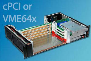 Rackmount/Desktop Chassis offer 2 backplane options.