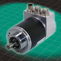Rotary Encoders offer Ethernet/IP interface.