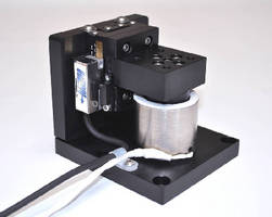 Linear Positioning Stages feature moving magnet voice coil.