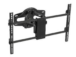 Articulating Wall Mounts hold flat panels up to 52 in.