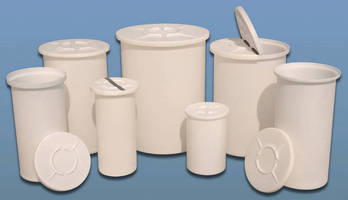 Open Top Tanks Available from Assmann