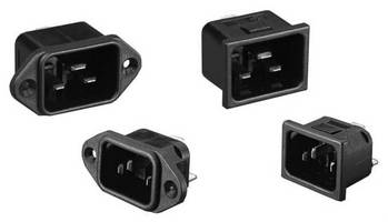 Power Entry Module are available for 20 A applications.