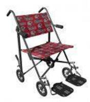 Troy Technologies Launches Complete Range of NFL and NBA Team Fabrics for Travel Wheelchair for Sports Fans and Players