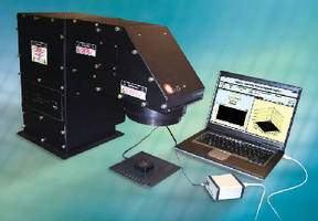 Uniformity Measurement Tool works with solar simulators.
