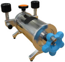 Low Pressure Hand Pump is used for calibration tasks.