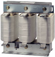 Three-Phase Reactor features 1,000 A rating.