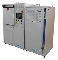 Automatic PCB Cleaner features zero-discharge evaporator.