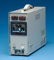 Gas Standards Generator creates gas mixtures to over 500 ppm.