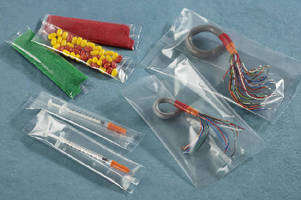 Barrier Film suits stick pack and flow wrapped applications.