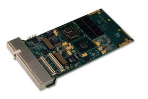 CompactPCI SBC features Intel® Core(TM)i7 Processor.