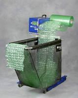 Hybrid Cushioning System handles multiple roll widths.