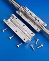 Dual-Keyed Couplings restrain lateral motion in pumps and mixers.