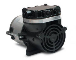 Portable Diaphragm Pump suits fuel cell applications.