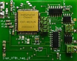 CISSOID and INSTRUMENTEL announce MERLIN, their High Temperature, Battery-less RFID Telemetry Chip