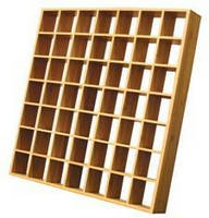 Bamboo Sound Diffusor Panels are environmentally sustainable.