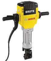 Breaker Hammer delivers up to 68 lb-ft of impact energy.