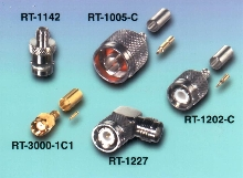 Connectors and Adapters meet FCC Part 15 regulations.