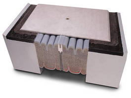 UL-Certified Seismic Expansion Joint is 2 hr fire-rated.
