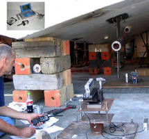 Bore Alignment Kit takes measurements over 150 ft range.