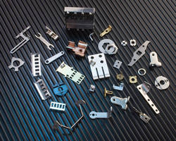 Precision Metal Stamping Utilizes Proprietary Tooling