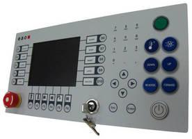 Industrial HMI Panel has configurable design.