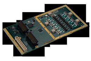 Ruggedized XMC Module supports 8 I/O channels.