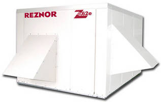 Hybrid Ventilation Unit provides year-round performance.