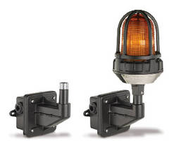 Hazardous Location Light Wall Bracket has NEMA 4X rating.