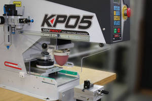 Pad Printers offer optimized accessibility and safety.