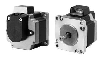 Oriental Motor Now Offers Encoder Options for All Angles of Stepping Motors
