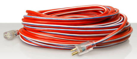 Contractor-Grade Extension Cords are suited for outdoor use.