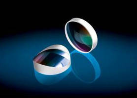 Fused Silica Lenses suit UV beam shaping applications.