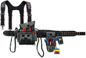 Tool Belt keeps workers and tools protected.