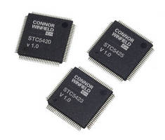 Timing Chips suit SDH/SETS, SONET, and synchronous Ethernet.