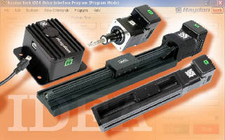 Haydon Kerk Motion Solutions, Inc. Offers Complete Line of Linear Actuator Products with Programming Capability