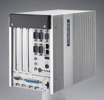 Fanless Embedded IPC supports PCI/PCIe multi-expansion.