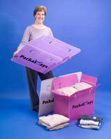 Reusable Plastic Storage Boxes have self-locking design.