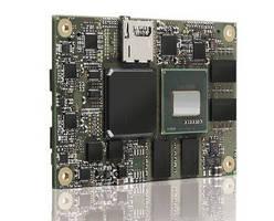 Computer-on-Module features commercial temperature range.